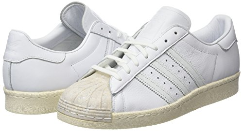 Ftwbla Casbla De Fitness Blanc W Cork Femme Chaussures ftwbla Superstar 80s Adidas FAPvn