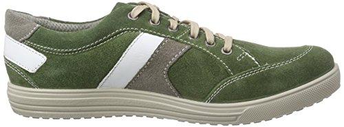 Jomos Ariva - Zapatillas Hombre Varios Colores - Mehrfarbig (grün/platin 7002)