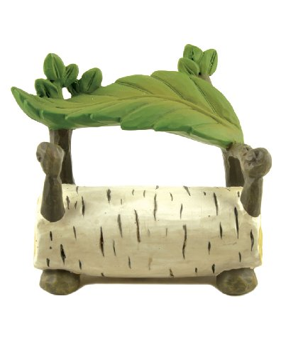 Tree Trunk Bench With Leaves Outdoor Benches Patio And Furniture