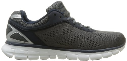 Skechers USA Mens Synergy - Power Shield Low-Top Charcoal/Navy buy cheap in China buy cheap collections tumblr buy cheap geniue stockist cheap enjoy yVIqu
