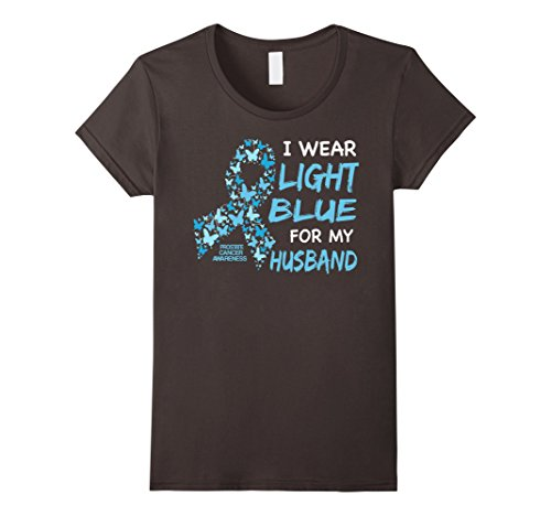Women's I WEAR LIGHT BLUE FOR MY HUSBAND - I Blue Diet