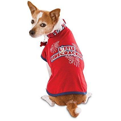 Patriotic Pets Little Firecracker Dog - Dog Firecracker