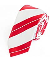 Cravate élégante par Fabio Farini, 6 cm largeur, différentes couleurs à choisir