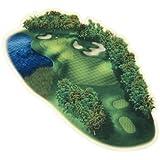 マウスパッド REALITY GOLF COURSE PAD リアリティー ゴルフコース パッド フェルト素材の おしゃれ なマウスパッド/18番ホール