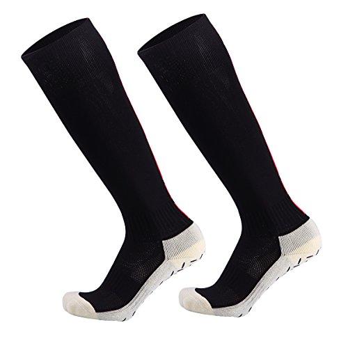 Undshen Compression Sock for Men Non-slip Wear-resistant Medical Nurses Running Athletes Sports Absorb Sweat Soccer Socks