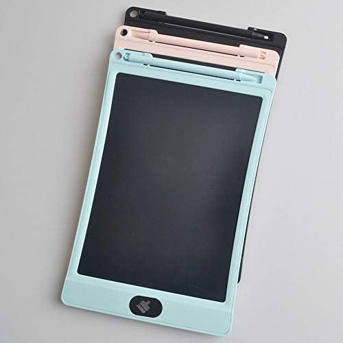LKJASDHL 子供用おもちゃインテリジェントグラフィティファクトリースポット卸売り新しい子供用液晶LCD 8.5インチタブレットグラフィックタブレット (色 : 青)
