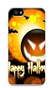 iPhone 5 5S Case Happy Halloween 3D Custom iPhone 5 5S Case Cover