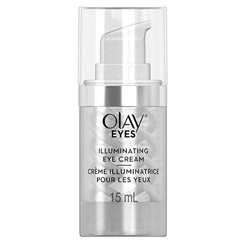Illuminating Eye Treatment (Olay Illuminating Eye Cream for Dark Circles, 0.5 Fl Oz  Packaging may Vary)