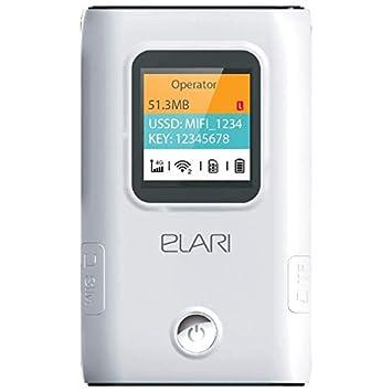 Elari SmartWiFi, Router 4g portátil/batería Externa de 5200 ...