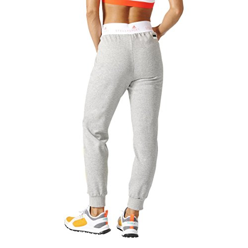 adidas Sweatpant–mgreyh/bluyel MGREYH/BLUYEL