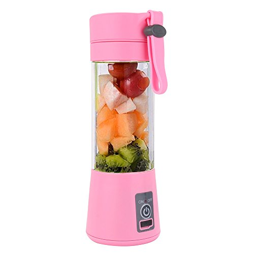 Price comparison product image Aries Esther Portable Blender Personal Blender USB Rechargeable for Single Served Small Blend