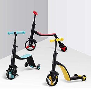 SEASPIRIT Smart Kick Foot Scooter...