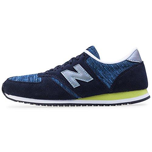 De Balance 420 Mujer New Para Running Azul Zapatillas atH11qwBx