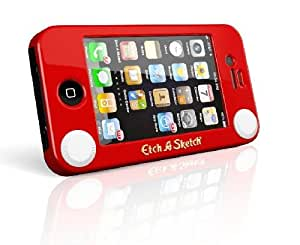 Headcase Etch A Sketch Hard Case for iPhone 4 & 4s - Red