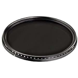 Hama ND2-400 - Filtro foto/vídeo de densidad neutra de 72 mm, color negro