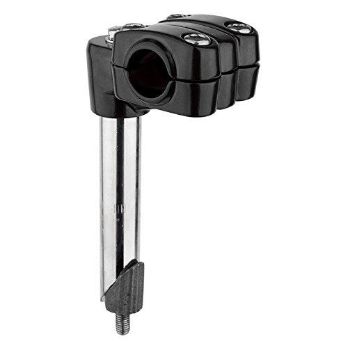 Black Ops 4 Bolt Alloy BMX Quill Stem, 21.1mm, Black (Stem Bike Bmx Bolts)