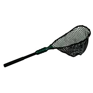 Adventure products ego large rubber floating for Amazon fishing net