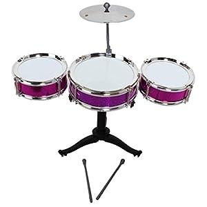 J S Jazz Drum Set for Kids