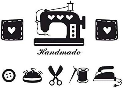 Tienda de ropa Ventana Sastrería Tienda Máquina de coser Tijeras ...