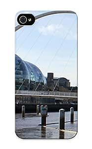 Premium Tpu Newcastle Upon Tyne Cover Skin Series For Iphone 5/5s