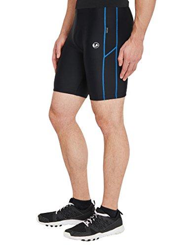 Negro Hombre Hombre; Secado Rápido Para Fitness Pantalones Deporte Cualquier Azul Deportiva Con De Adecuados Funcionales Cortos Actividad Ultrasport Función XxHv0PTX