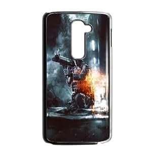 Custom Case Battlefield for LG G2 F6L3737444