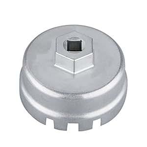 Llave de filtro de aceite para Toyota, Prius, Corolla, Rav4, Auris