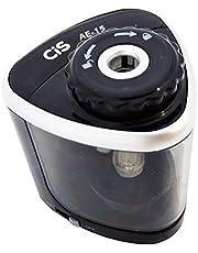 AE-15 Apontador de Mesa Automático, CIS, 41.7001, Preto