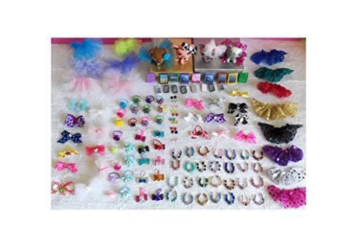 8 Randomized Littlest Pet Pack IPS Custom Clothes Cellphone Handmade Love Gift Quick Arrive -