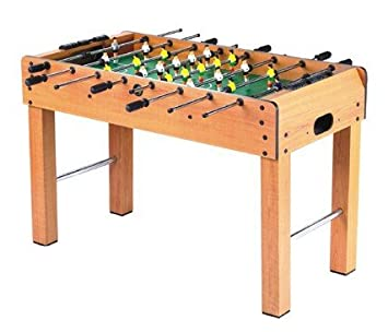 Table Football Game Large Wooden