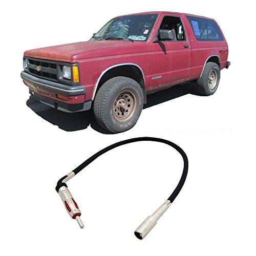 1989 Chevy S10 Blazer - 7