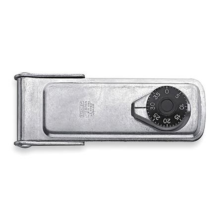 Battalion 1RBP5 Latching Combination Locking Hasp, Zinc by Battalion