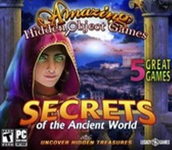 Amazing Hidden Object Games: Secrets of the Ancient World (Hidden Object Games Pc)