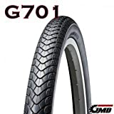 Image of GMD Black CITY Bike Tires 700 X 32c G-701