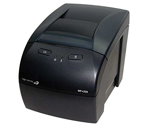 Logic Controls RECEIPT PRINTER W/SER INTERFACE DB25 TO DB9 CABLE INCLUDED