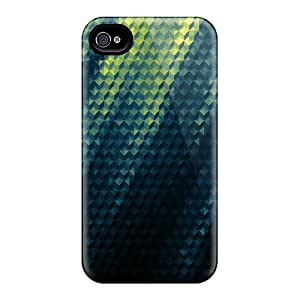 Forever Collectibles Cube Aqua Hard Snap-on Iphone 6plus Cases