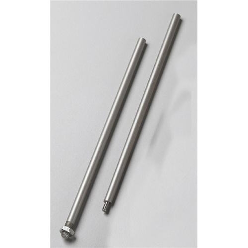 Corning 440129 Stainless Steel Support Rod for Hot Plate and Stirrers, 457.2mm Length, 7.9mm O.D