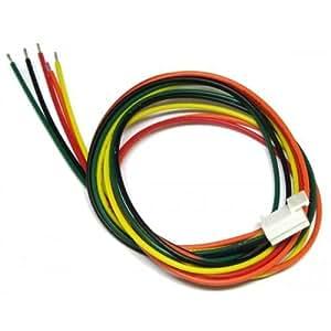 fisher joystick wiring diagram amazon.com: sanwa jlf-h joystick wiring harness: automotive sanwa joystick wiring diagram #9