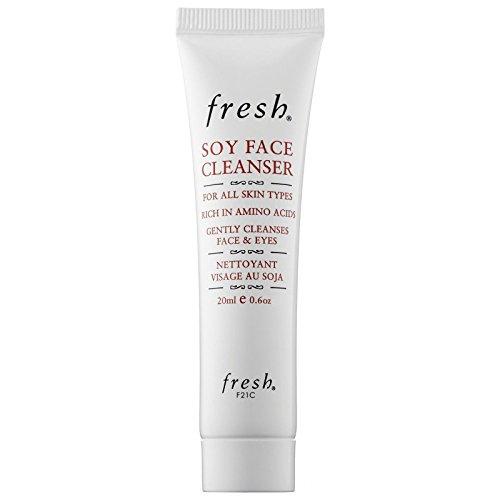 Sephora Beauty Insider Fresh Deluxe Travel Set: Soy Face Cleanser (0.6 Oz) and Fresh Rose Face Mask (0.5 Oz)