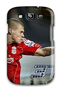 Top Quality Rugged Martin Skrtel Case Cover For Galaxy S3
