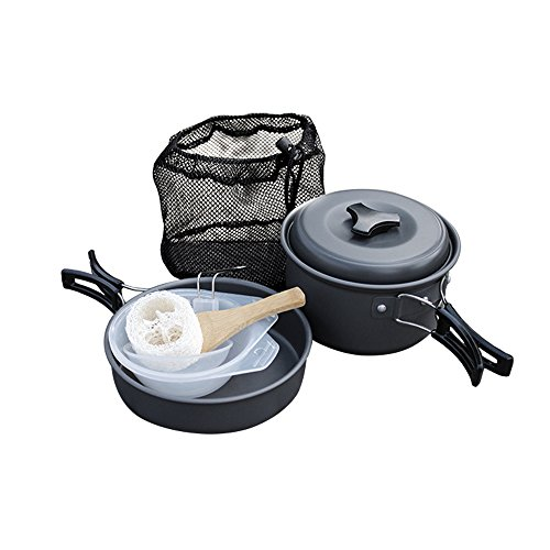 Camping-Cookware-Camping-Equiment-with-9pcs-Lightweight-Aluminium