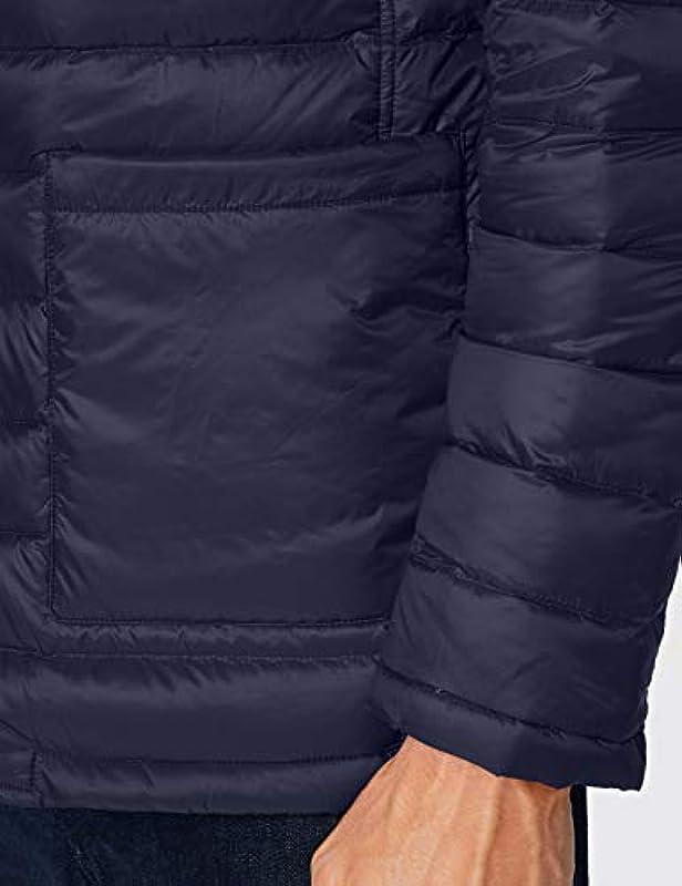 United Colors of Benetton (Z6ERJ) Męskie Giubbotto Jacke: Odzież