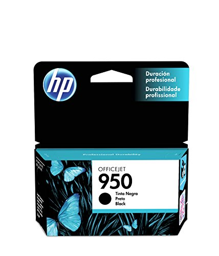 HP Cartucho Original de Tinta Negra 950 (CN049AL)