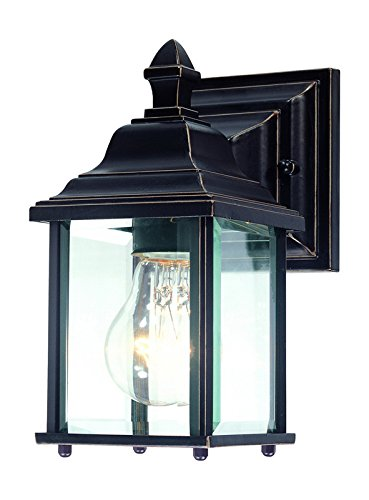 - 8-1/2-Inch Outdoor Wall Light