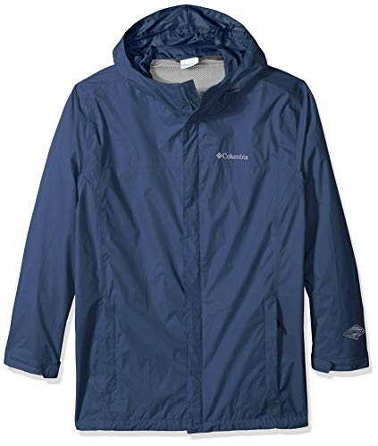 Columbia Men's Big and Tall Watertight II Jacket, Dark Mountain, LT