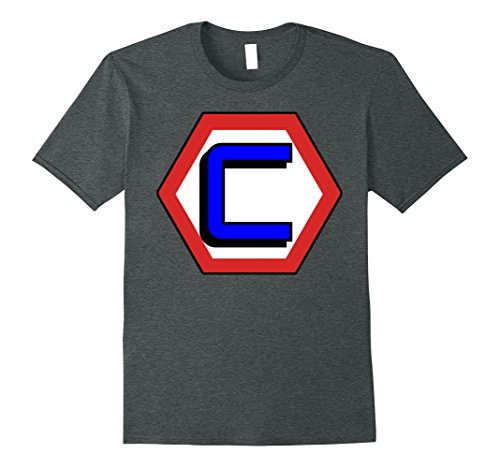 Make Your Own Halloween Costumes For Men (Mens Make Your Own Superhero C Halloween Costume T-Shirt Medium Dark Heather)