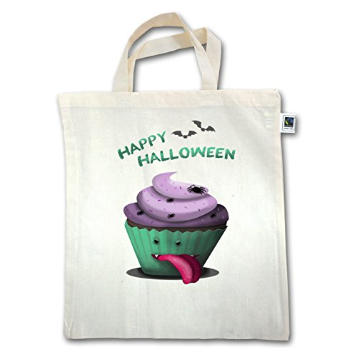 Halloween - Ossequi Di Halloween - Unisize - Natural - Xt500 - Manico Corto In Juta