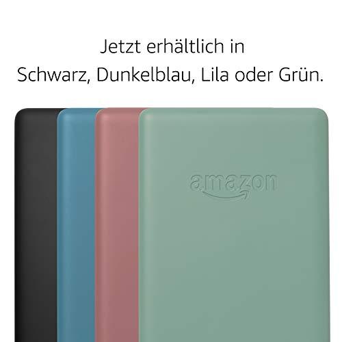 Der neue Kindle Paperwhite, wasserfest, 6 Zoll (15 cm) großes hochauflösendes Display, 8 GB – mit Spezialangeboten – Lila