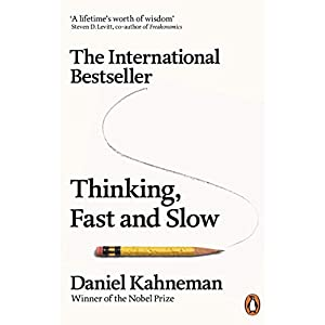Thinking, Fast and Slow Paperback – 10 May 2012