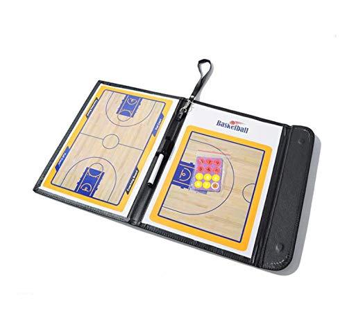 WANGYONGQI Tablero táctico de Baloncesto magnético, Plegable, para ...